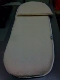 Materasso+cuscino carrozzina chicco