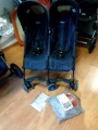 Peg Perego Mini Twin Blu